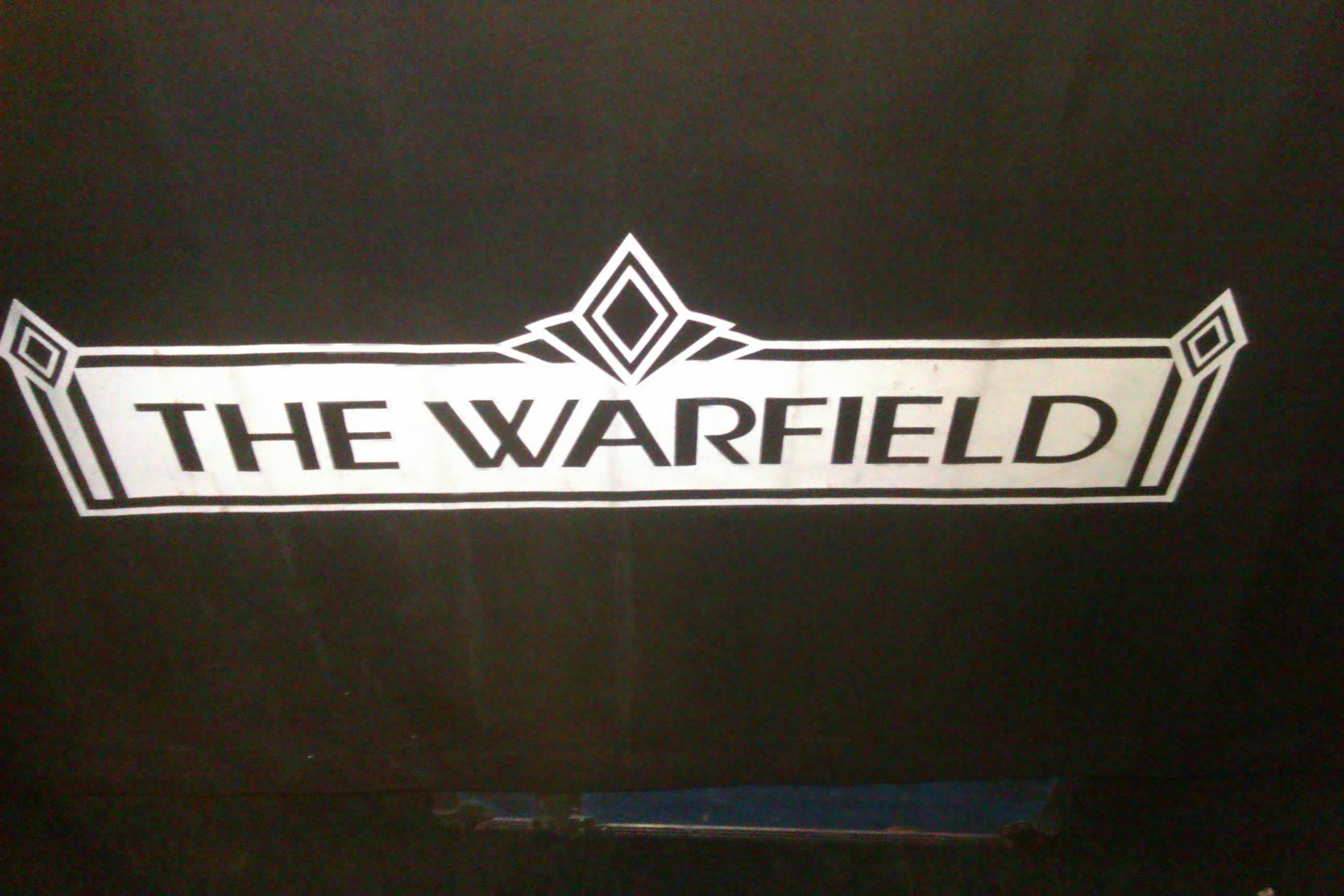 Warfield banner